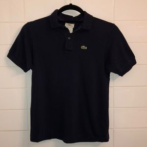 Other - Lacoste navy polo shirt